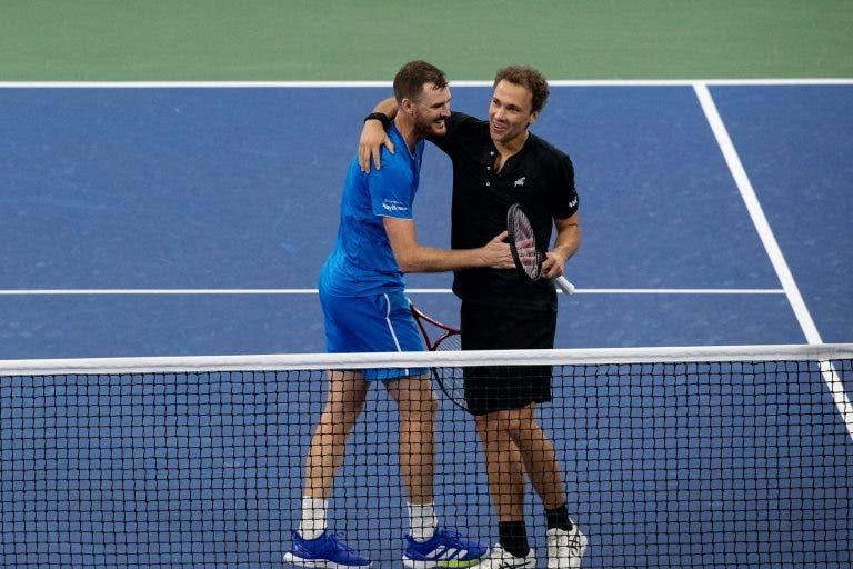 Bruno Soares falha revalidação do título de pares no US Open frente a Ram e Salisbury
