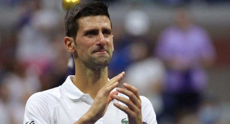 Toni Nadal e a final do US Open: «Fiquei surpreendido por ver o Djokovic tão afetado»