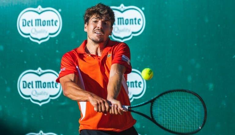 João Domingues derrotado em Lisboa após ter dois match points