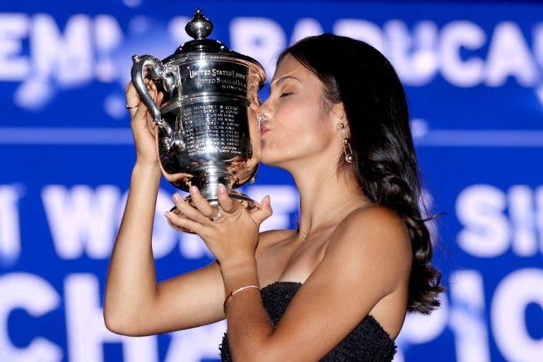 Raducanu arrasa Piers Morgan depois das críticas de Wimbledon: «Desculpem, não sei quem ela é»