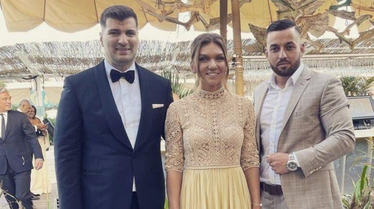 Parabéns aos noivos! Simona Halep casou na Roménia
