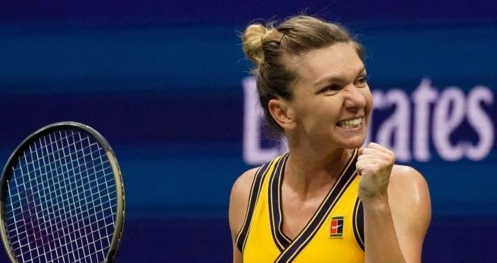 Tenistas de topo em grande no feminino: Halep, Svitolina, Azarenka e Muguruza todas na 3.ª ronda