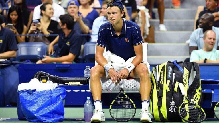 Rune atira-se ao ATP: «Nunca me queixo, mas sinto-me cansado e zangado porque isto é injusto»