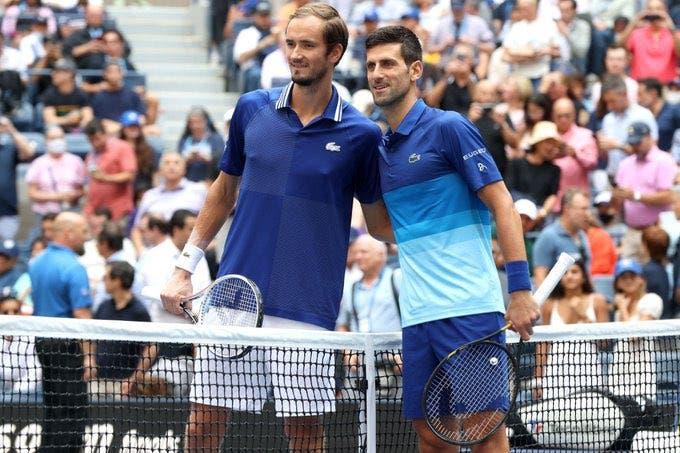 Pós-US Open: quem ia às ATP e WTA Finals se o ano acabasse agora?
