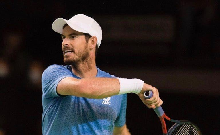 Murray confiante para o que aí vem: «Vejo que ainda posso vencer os grandes jogadores»