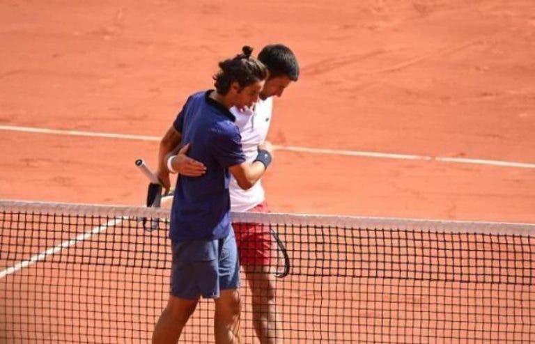 Como a derrota com Djokovic colocou Musetti… num buraco: «Perdi a vontade e a paixão»