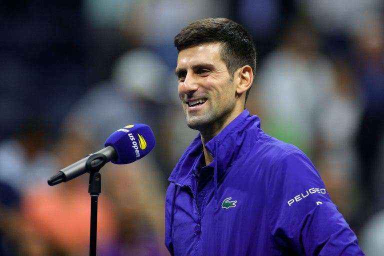 PTPA de Djokovic já convenceu 80% do circuito masculino e ainda 80 jogadoras