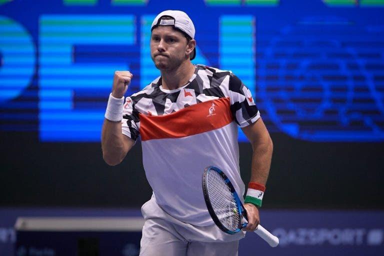 Oito cirurgias depois, Duckworth atinge primeira final ATP e desafia (também estreante) Kwon em Nur-Sultan