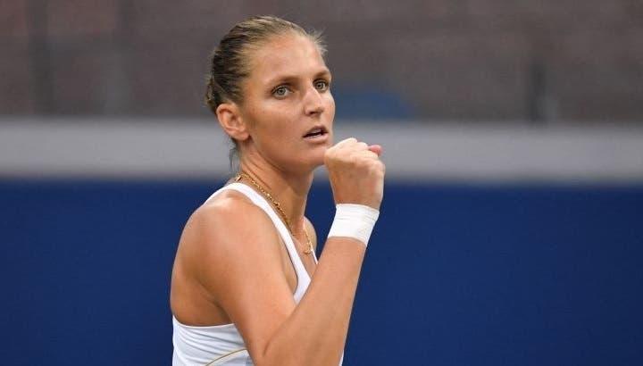 Pliskova continua em grande e já está nos 'quartos' do US Open