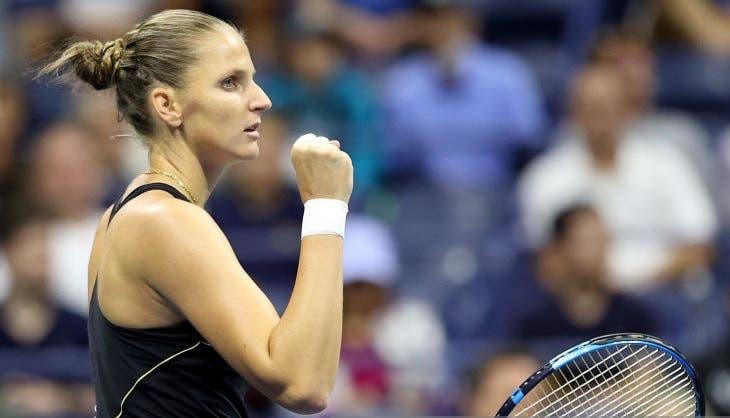 Pliskova vence melhor encontro do torneio rumo à terceira ronda do US Open