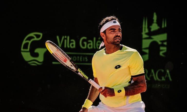 Frederico Silva perde na primeira ronda do Braga Open