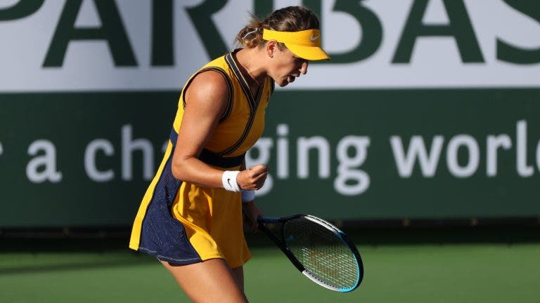 Azarenka acaba com conto de fadas de Sasnovich e Krejcikova perde e deixa Indian Wells sem top 10