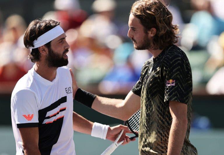 Basilashvili sem dúvidas: «Vitória contra Federer foi mais importante do que esta»