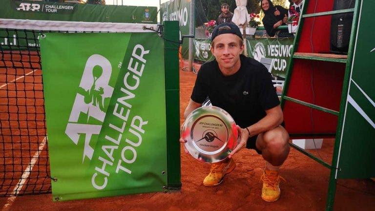 Loucura no circuito Challenger: já há dois tenistas com seis títulos… só esta temporada!