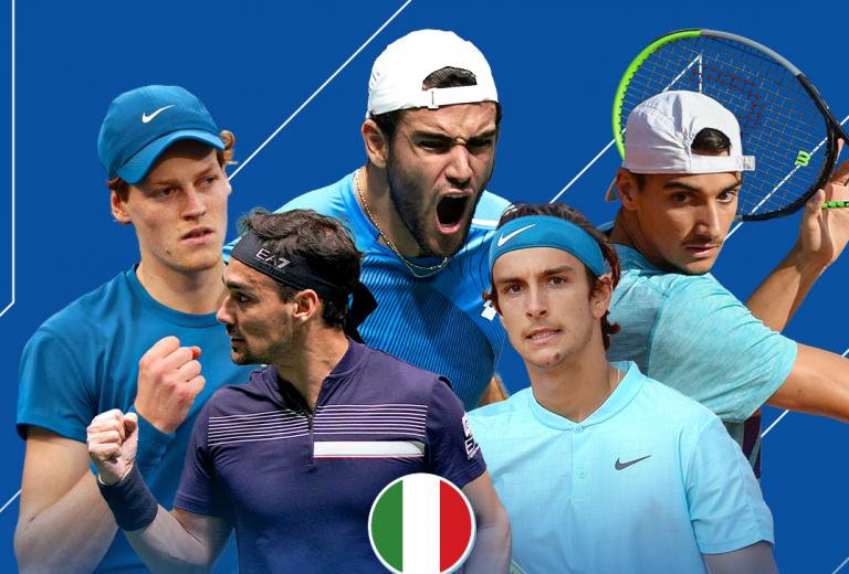 Davis Cup Finals: Djokovic confirmado, Murrays de fora e Itália com 'squadra' de sonho