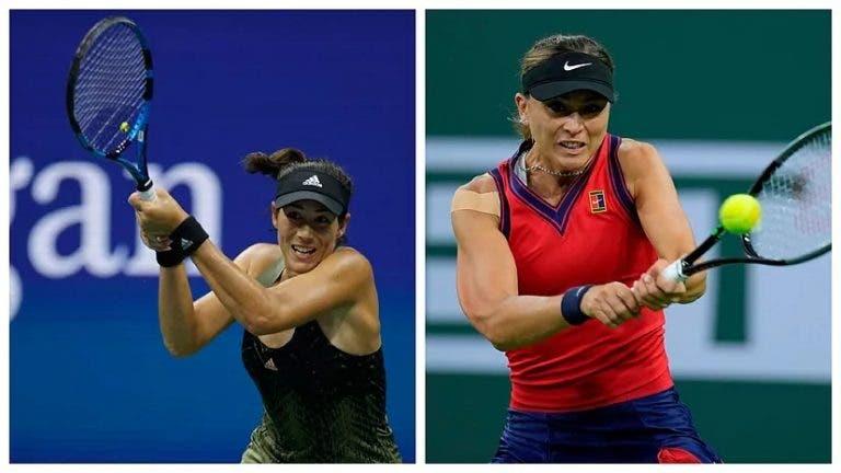 Muguruza e Badosa abdicam das BJK Cup Finals para priorizar WTA Finals