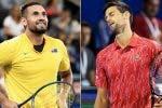 Nick Kyrgios está 'de regresso': «Djokovic é um burro»