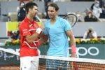 Djokovic: «Eu e o Rafa rimo-nos juntos depois de ganhar ao Tsitsipas!»